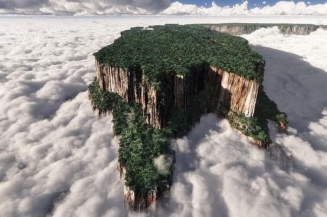 Гори Тепуї