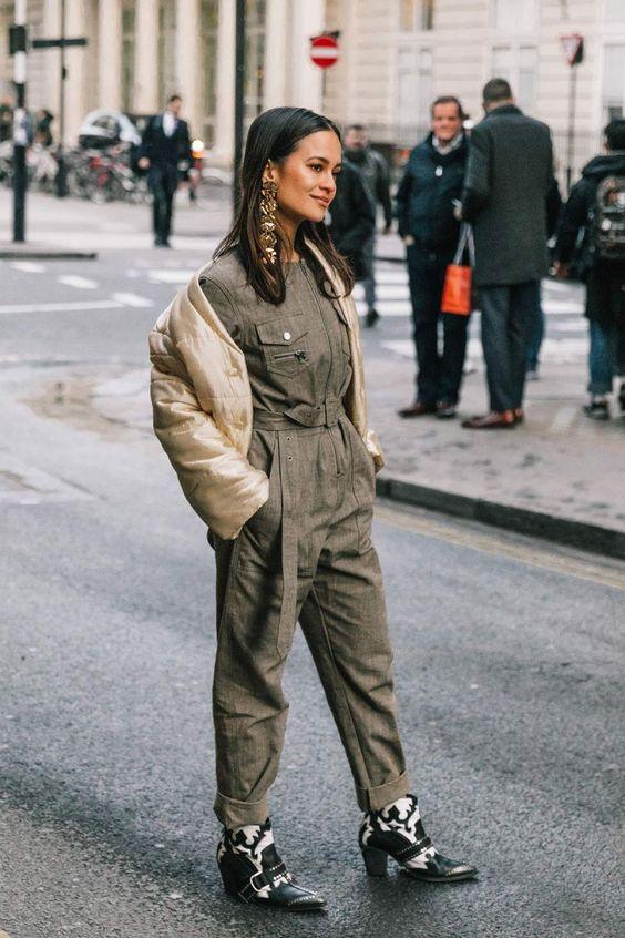 Какие женские комбинезоны в моде в 2021 году
