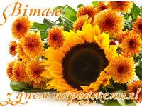Вітаю з Днем народження