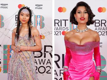 Худшие образы Brit Awards 2021