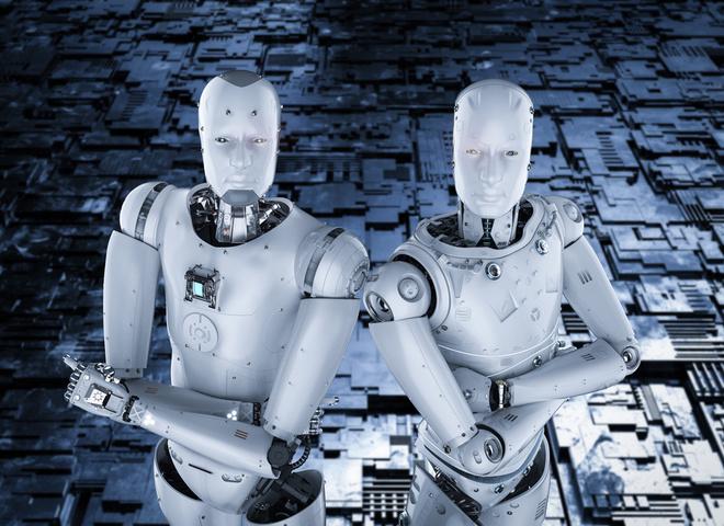 виставка роботів