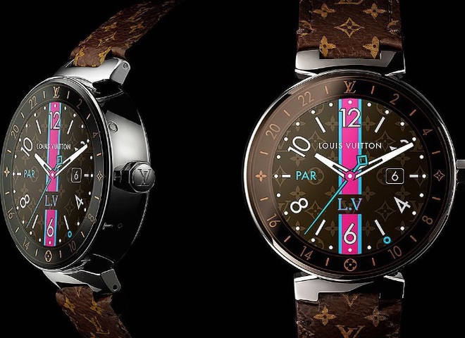 Смарт часы от Louis Vuitton