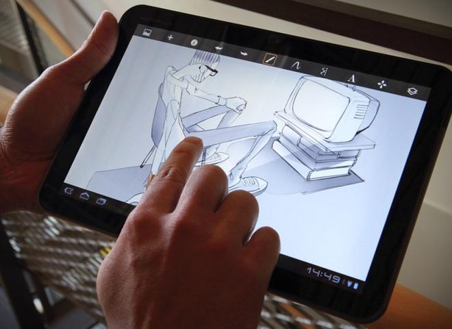 приложение для рисования на планшете