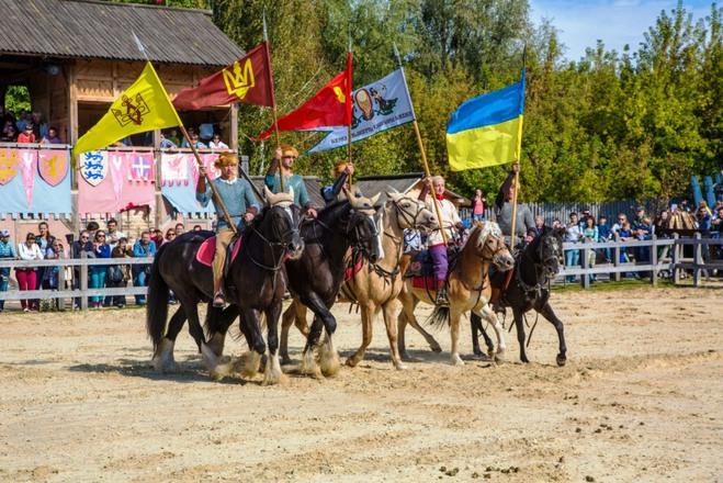 Парк Київська Русь