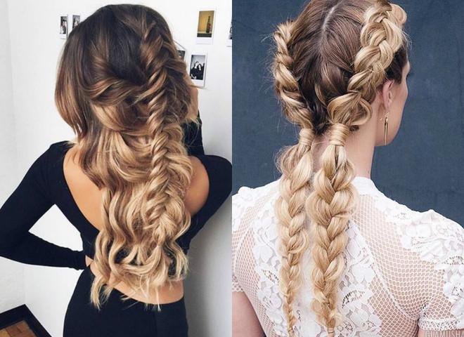 Плетение кос 2017 видео