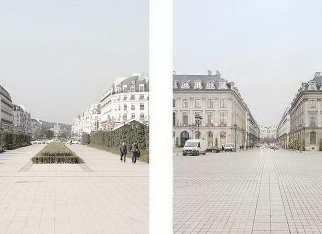 Китайська підробка: у Піднебесній є свій Париж