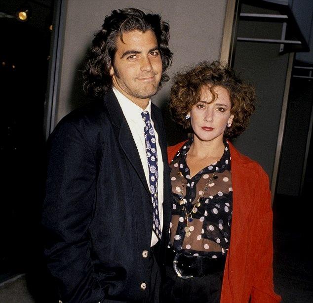 Джордж Клуни и Талия Балсам