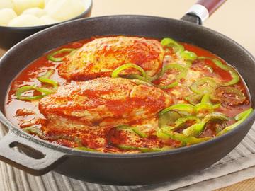 Что приготовить на обед, Чахохбили из курицы
