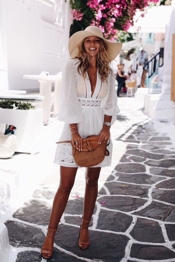 Платья на пляж 2018