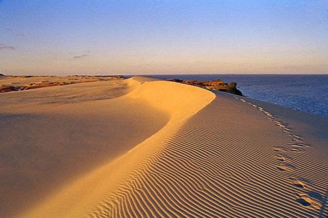 Найкращі пляжі Балтійського моря: пляж Нерінга, Литва