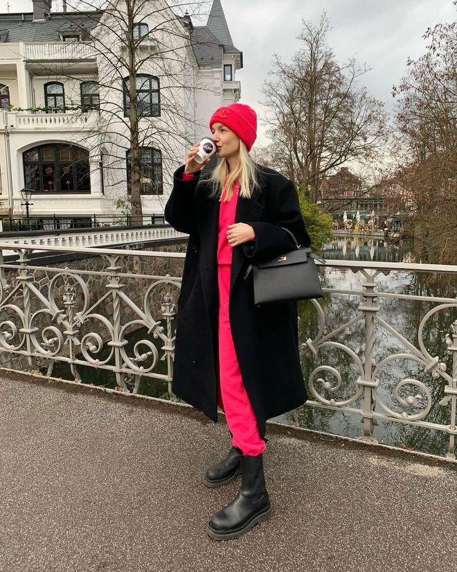 Модные аутфиты Леони Ханне