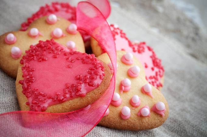 Подарунки на День святого Валентина