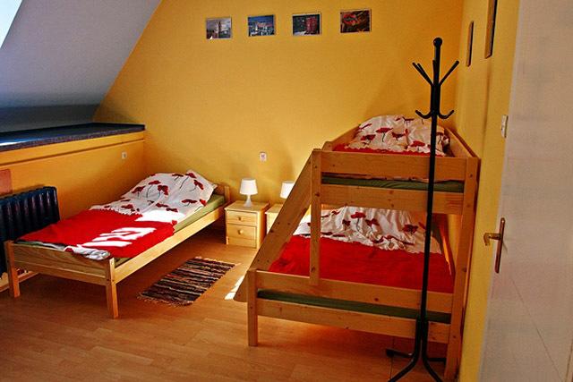 Дешеві хостели Гданська: Universus