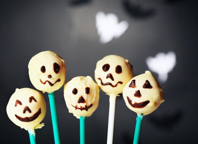 Хэллоуин 2018: как сделать веселые конфеты «Леденцы на палочке» (фото)