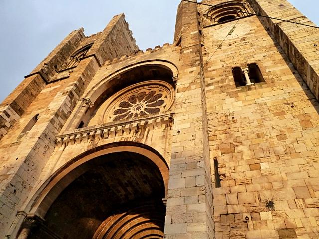 Цікаві місця Лісабона: собор Се