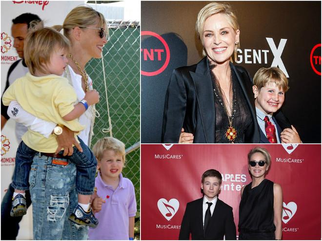 Топ-10 знаменитостей, которые воспитывают приемных детей