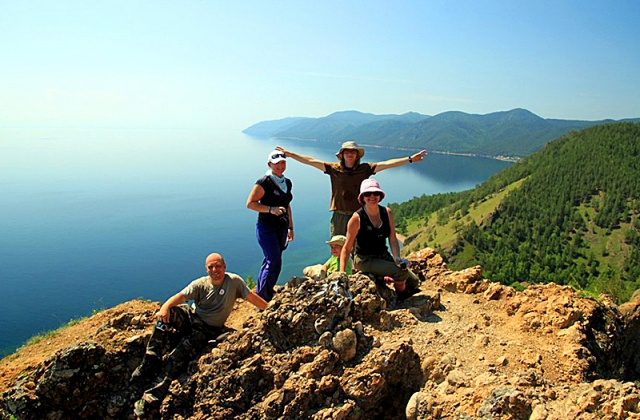 Тури на травневі: Байкал