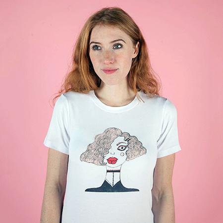 футболки Беллы Круз