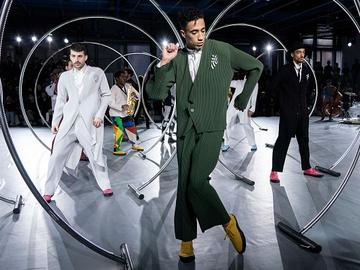 Тиждень чоловічої моди в Парижі осінь-зима 2021