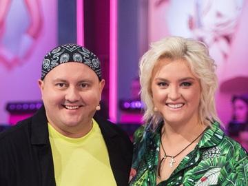 Юрий Ткач с женой
