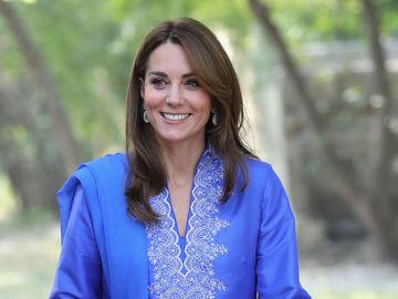Кейт Миддлтон в Пакистане