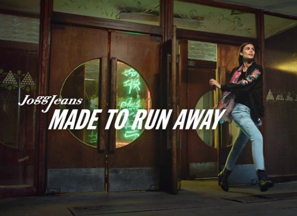 Бренд Diesel снял рекламу джинсов в киевской столовой