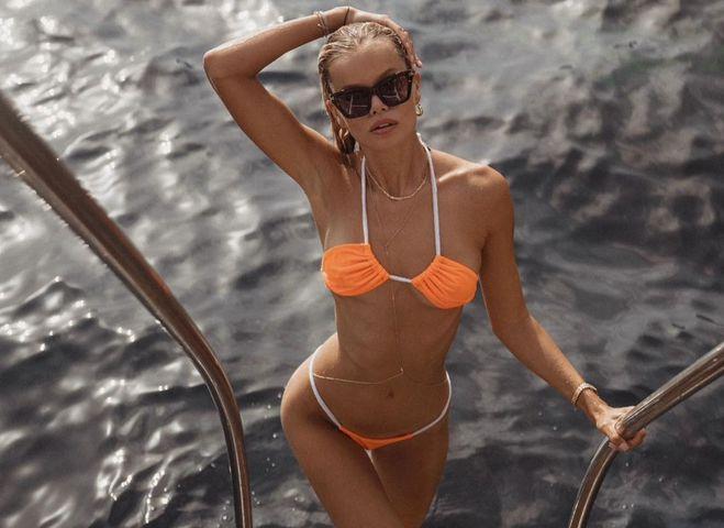 Норвезька модель Фріда Аасен