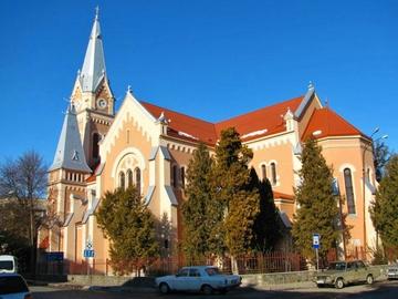 Старовинний годинник України: Мукачівський римо-католицький храм