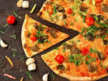 Як приготувати ідеальне тісто для піци
