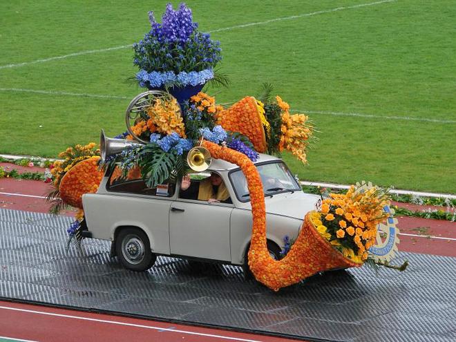 парад квітів Алсмер, Нідерланди