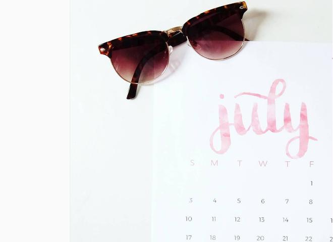 Каждый день в истории: события июля, о которых ты должна знать
