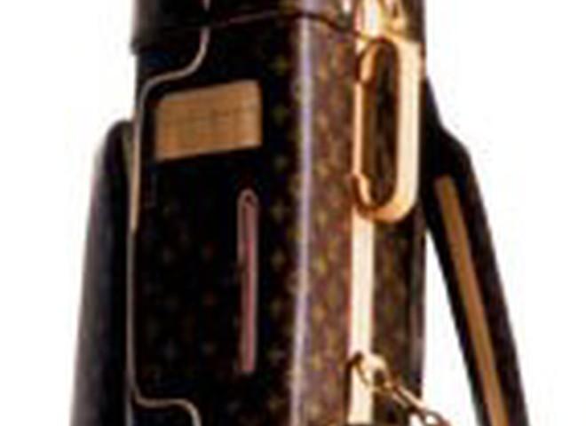 Самая дорогая сумка для гольфа стоит $9400
