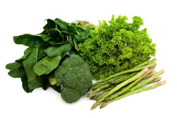 Апрельские овощи