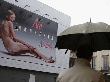 У Франції законодавчо заборонили худих моделей
