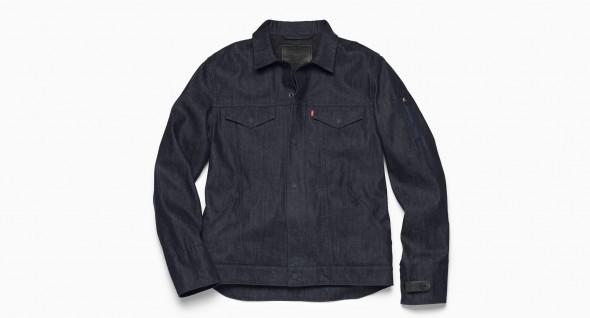 Розумний одяг майбутнього: куртка  Levi's