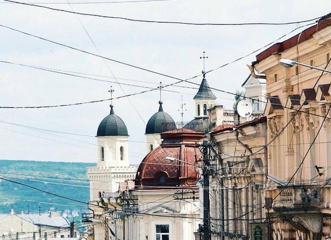 Самые красивые города Украины: Черновцы