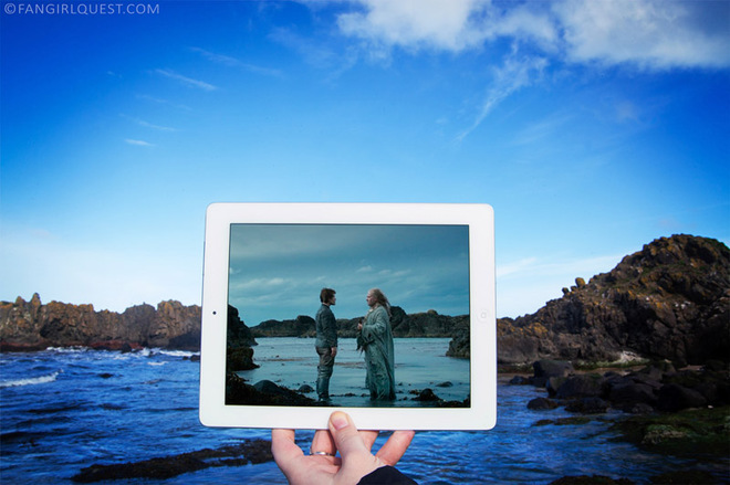 Ідея для подорожі: зіставити кадр з фільму з реальним пейзажем