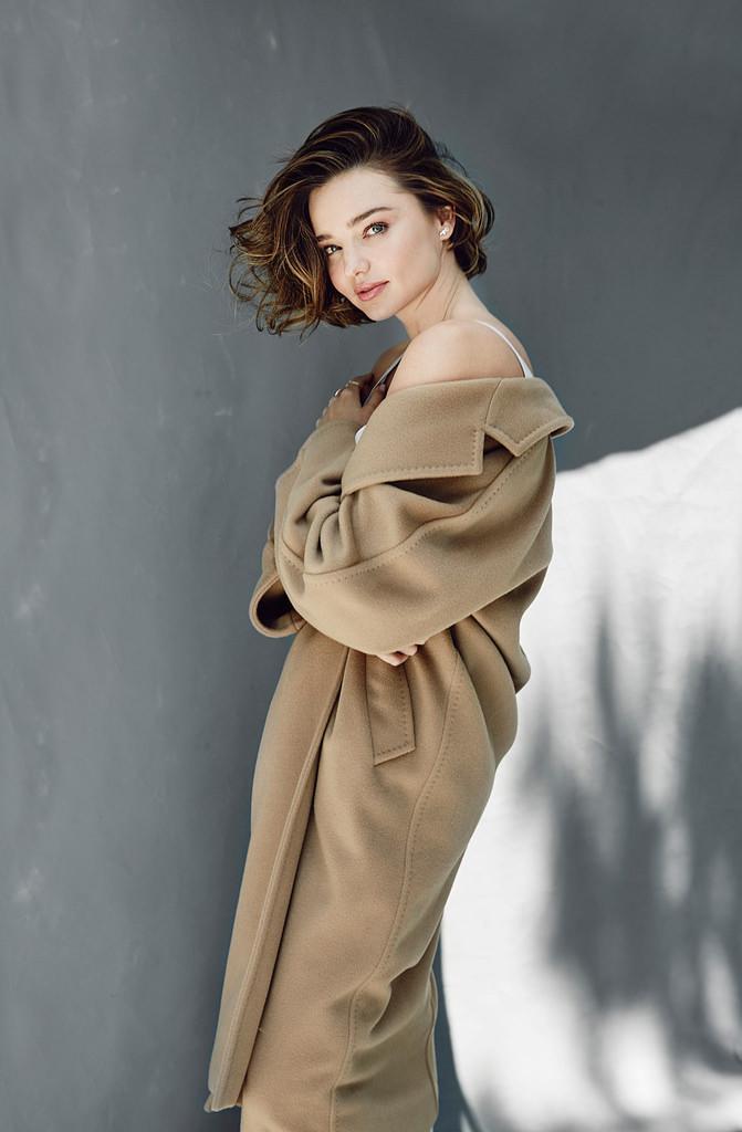 "Миранда Керр в фотосессии для журнала ""Gritty Pretty"""