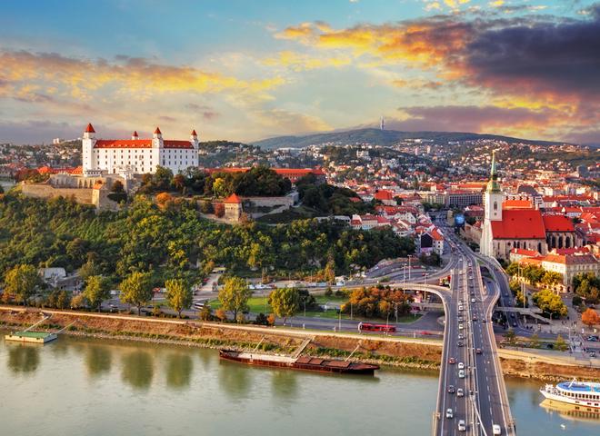 Братислава за 24 часа