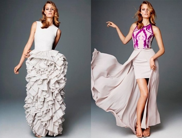 Exclusive Glamour Conscious Collection