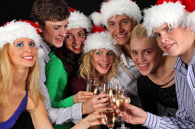 Новий рік під Києвом