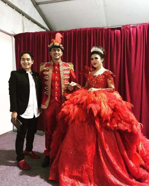 індонезійська наречена