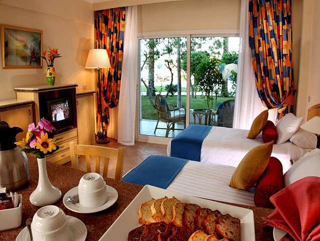 Достопримечательности Шарм эль Шейх: Sultan Gardens Resort