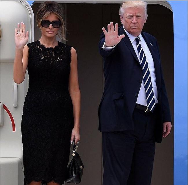 Модная победа Мелании Трамп