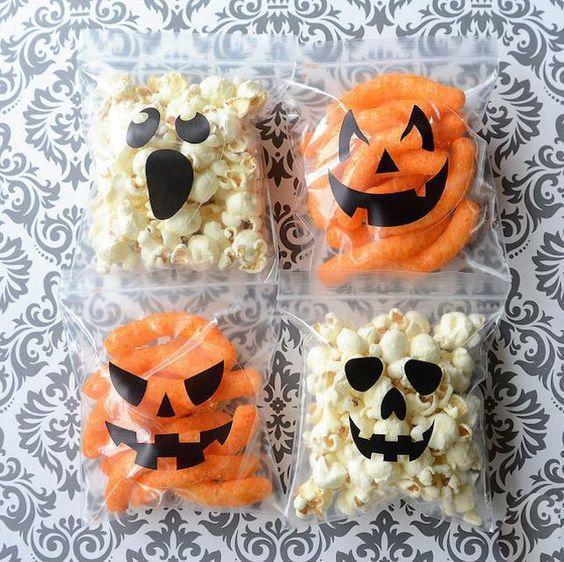 Как подготовиться к Хэллоуину за час: полезные советы