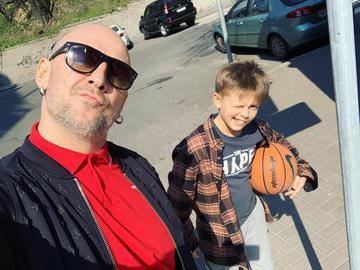 Потап і його син Андрій