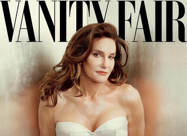 Кейтлин Дженнер для Vanity Fair