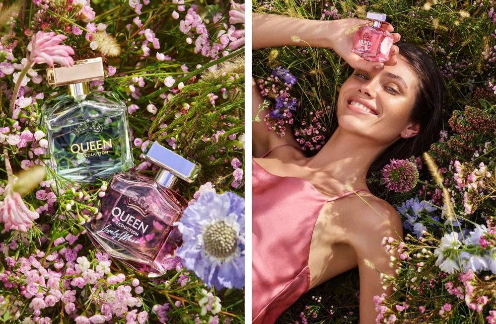 Ароматы Queen of Seduction и Queen of Seduction Lively Muse — Antonio Banderas Perfumes