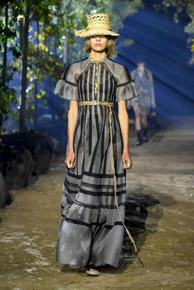 Весенне-летняя коллекция Dior 2020ве