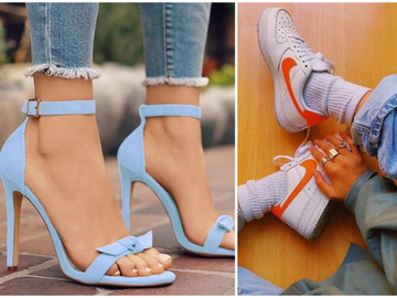 10 пар взуття, які повинні бути у кожної дівчини